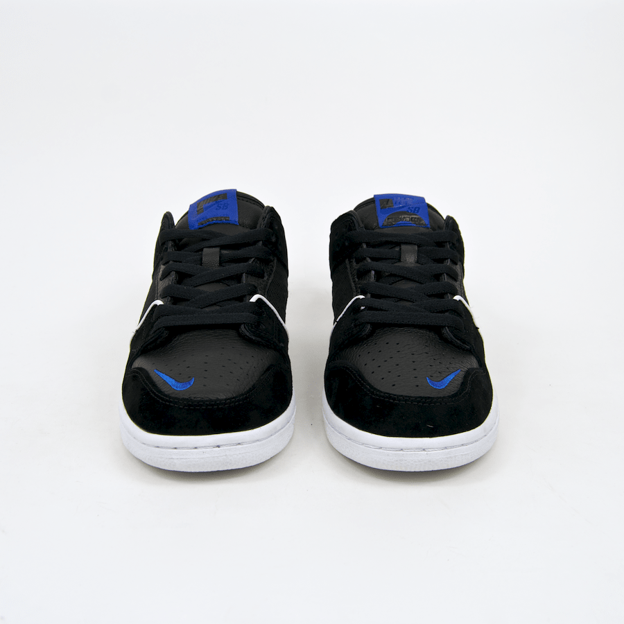 the best attitude e1576 a7e98 Nike SB - Dunk Low Pro QS (Decon x Soulland) Shoes - Black ...