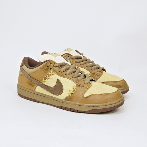 Nike SB - Dunk Low Pro SB 'Shanghai 2' Shoes - Vanilla / Trail End Brown