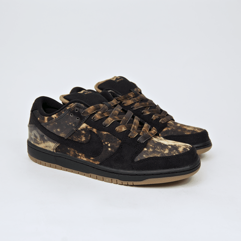 29ea74d87311 Nike SB - Dunk Low Pushead 2 Premium Shoes - Black   Black - Filbert