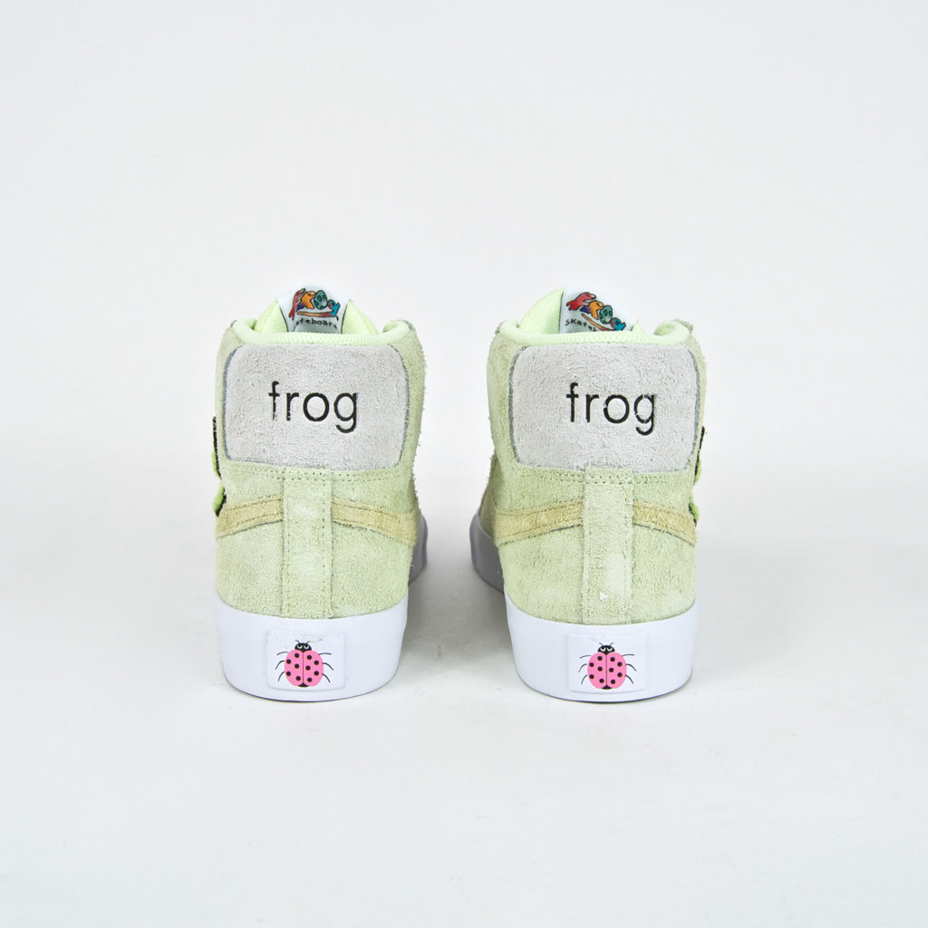 Nike SB - Frog Blazer - Light Liquid Lime / Lawn White