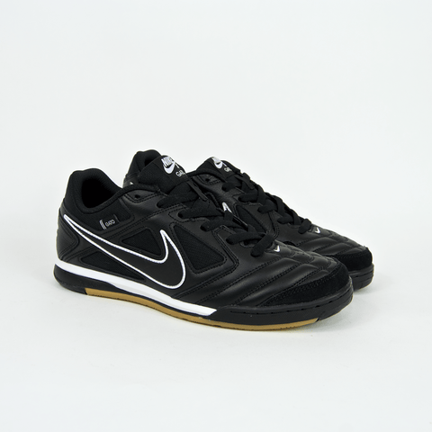 Nike SB - Gato Shoes - Black / White / Gum