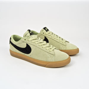 Nike SB - Grant Taylor GT Blazer Low Shoes - Olive Aura / Black