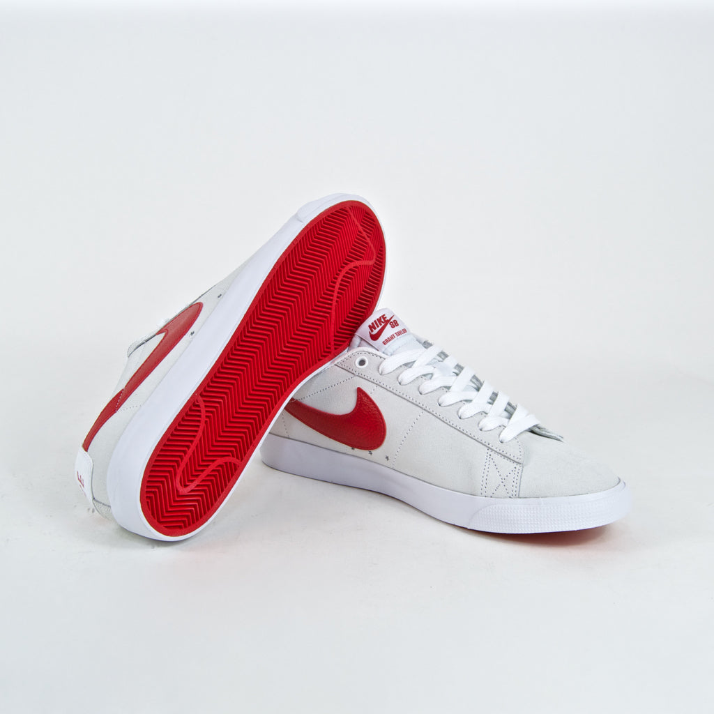 fashion innovative design affordable price Nike SB - Grant Taylor GT Blazer Low Shoes - White ...
