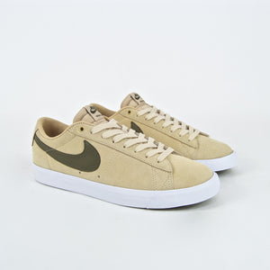 Nike SB - Grant Taylor GT Zoom Blazer Low Shoes - Desert Ore / Medium Olive