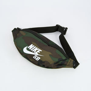 Nike SB - Heritage Hip Bag - Iguana / Black / White