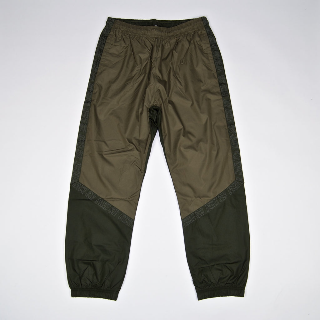 Nike SB - Ishod Wair Orange Label Track Pant - Medium Olive / Sequoia