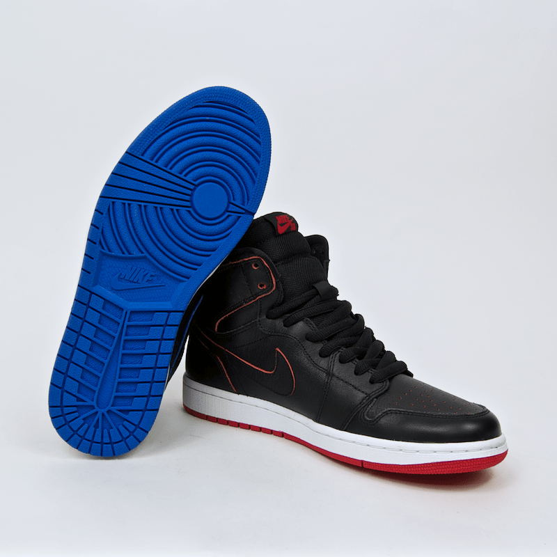 Nike SB - Jordan 1 SB QS (Lance Mountain) Shoes - Black / Black