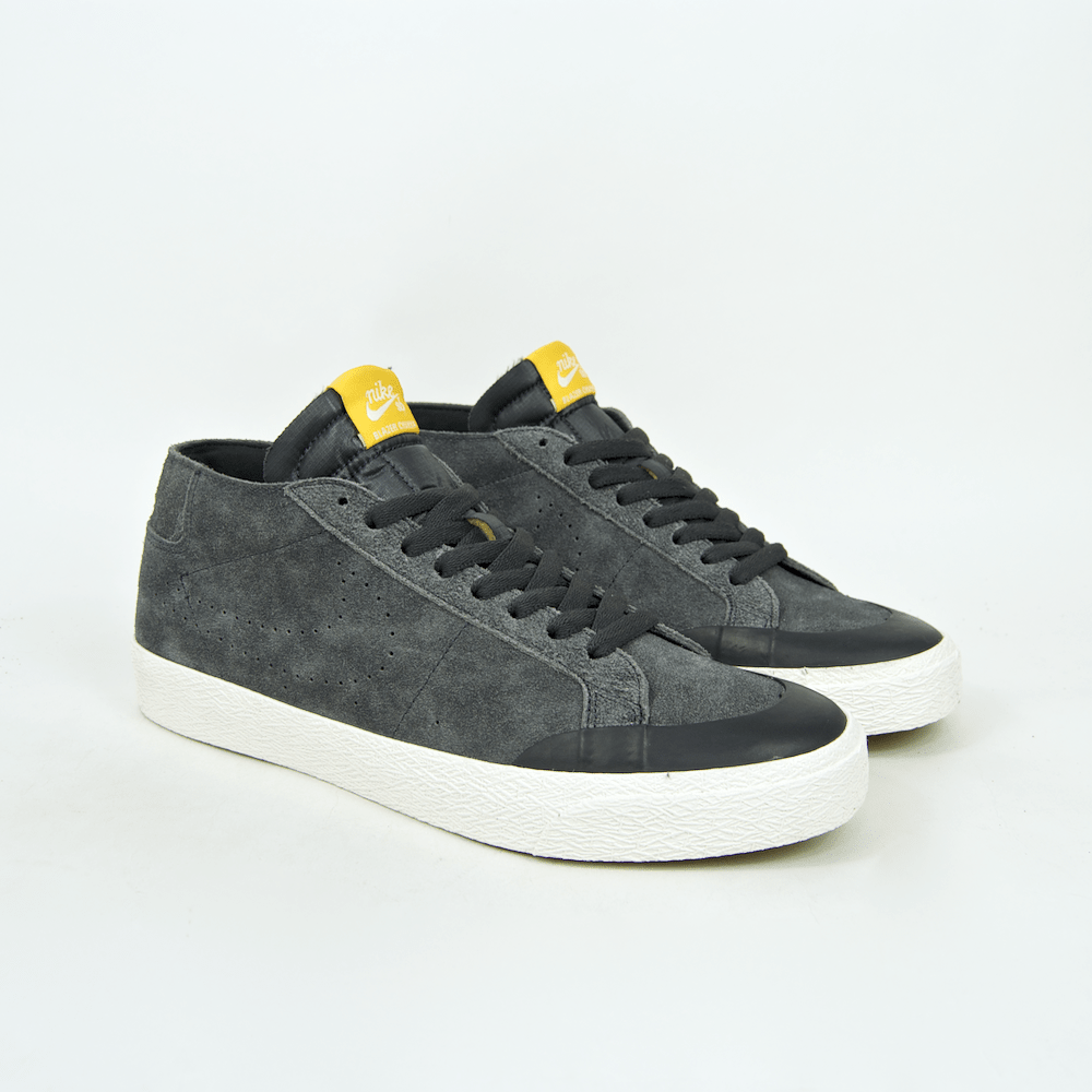 Nike SB - Lance Mountain Blazer Chukka XT Shoes - Anthracite / Anthracite / Fir
