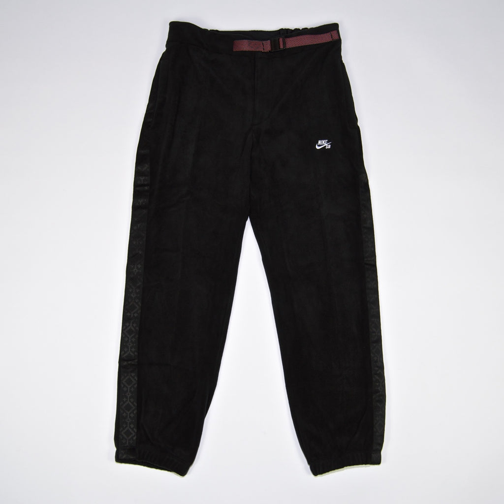 Nike SB - Novelty Fleece Pants - Black / White