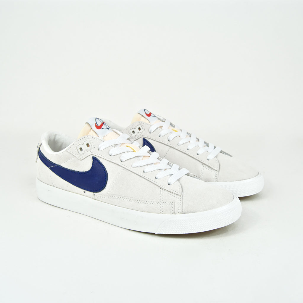 Nike SB x Polar Skate Co. - Zoom Blazer Low GT QS Shoes - Summit ...