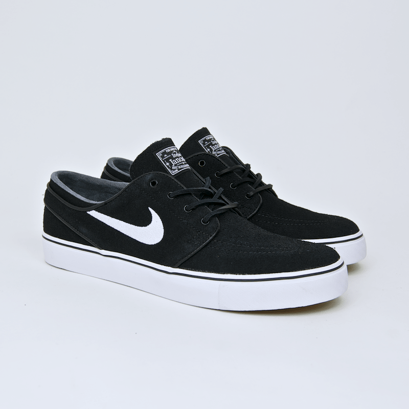 Nike SB - Stefan Janoski OG Shoes - Black /  White