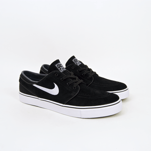 Nike SB - Stefan Janoski Shoes - Black / White