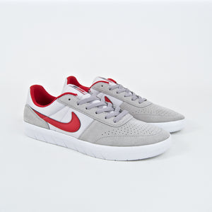 Nike SB - Team Classic Shoes - Atmosphere Grey / University Red / Vast Grey