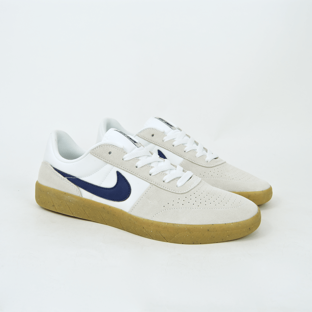 c82603c4cd9 ... Nike SB - Team Classic Shoes - Summit White   Blue Void   White ...