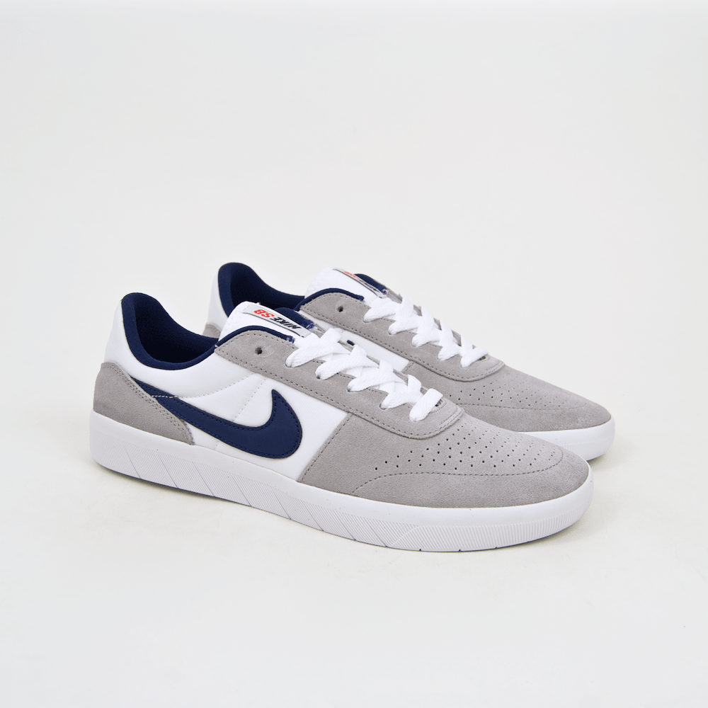 0c08701d4eaa ... Nike SB - Team Classic Shoes - Wolf Grey   Blue Void   White   Team ...