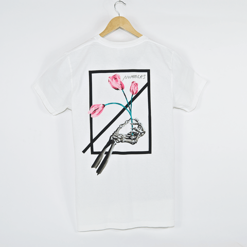 Numbers Edition - Othello Logotype T-Shirt - Off White