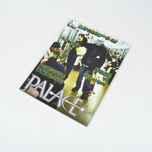 Palace Skateboards - Japan Magazine