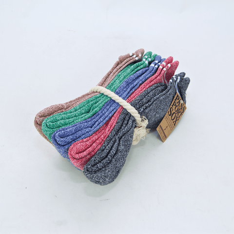 Pass Port Skateboards - Hi Sox (Socks) - Rainbow Heather