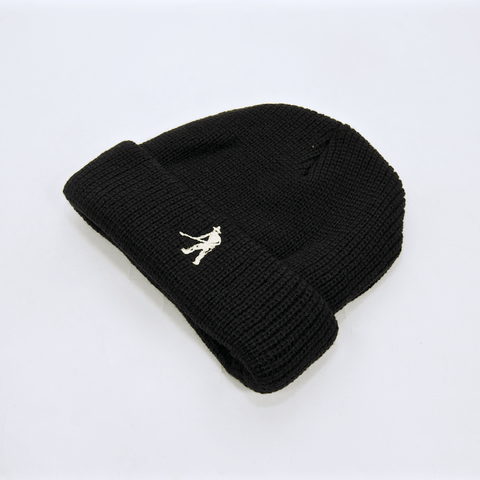 Pass Port Skateboards - Worker Beanie - Black