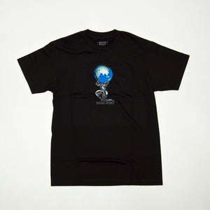 Pass Port Skateboards - World Power T-Shirt - Black