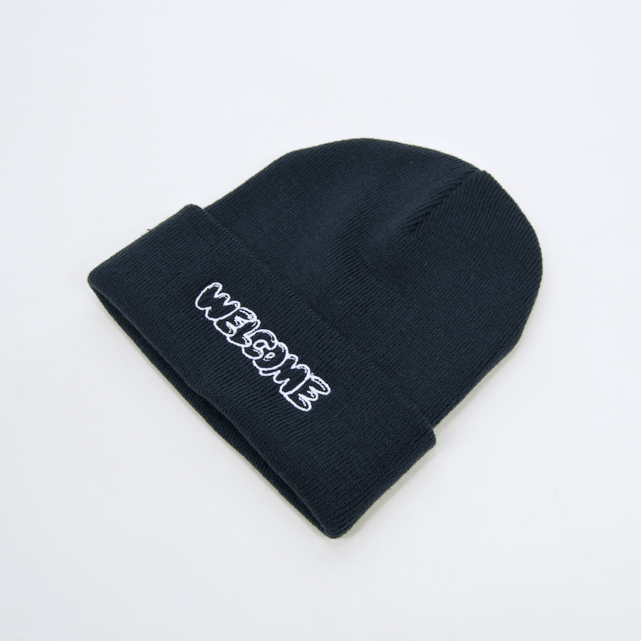 Welcome - Phase Beanie - Navy