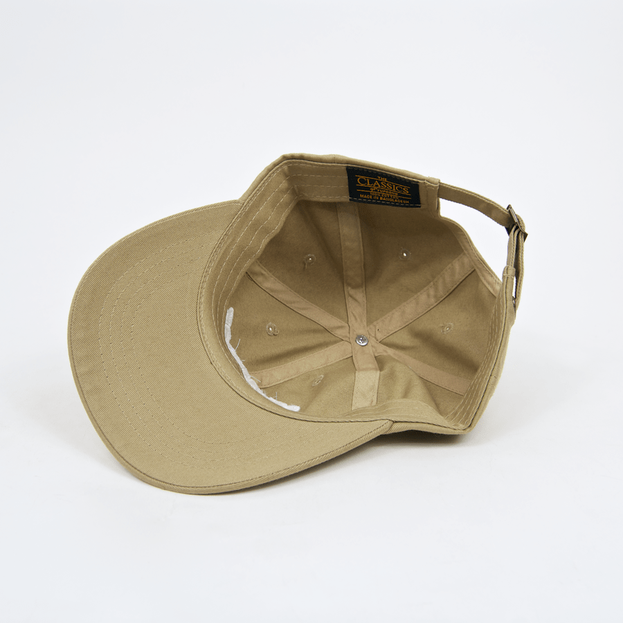 Welcome - Phase Dad Cap - Sand
