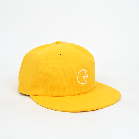 Polar Skate Co. - Canvas Cap - Yellow