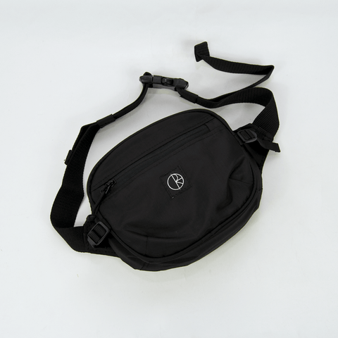 Polar Skate Co. - Ripstop Hip Bag - Black