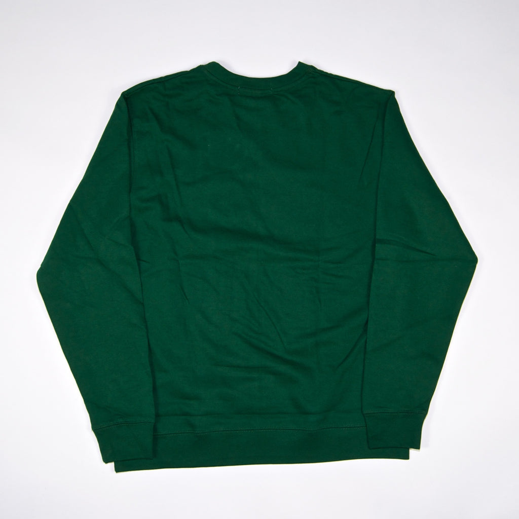 Quartersnacks - Always Current Crewneck Sweatshirt - Green