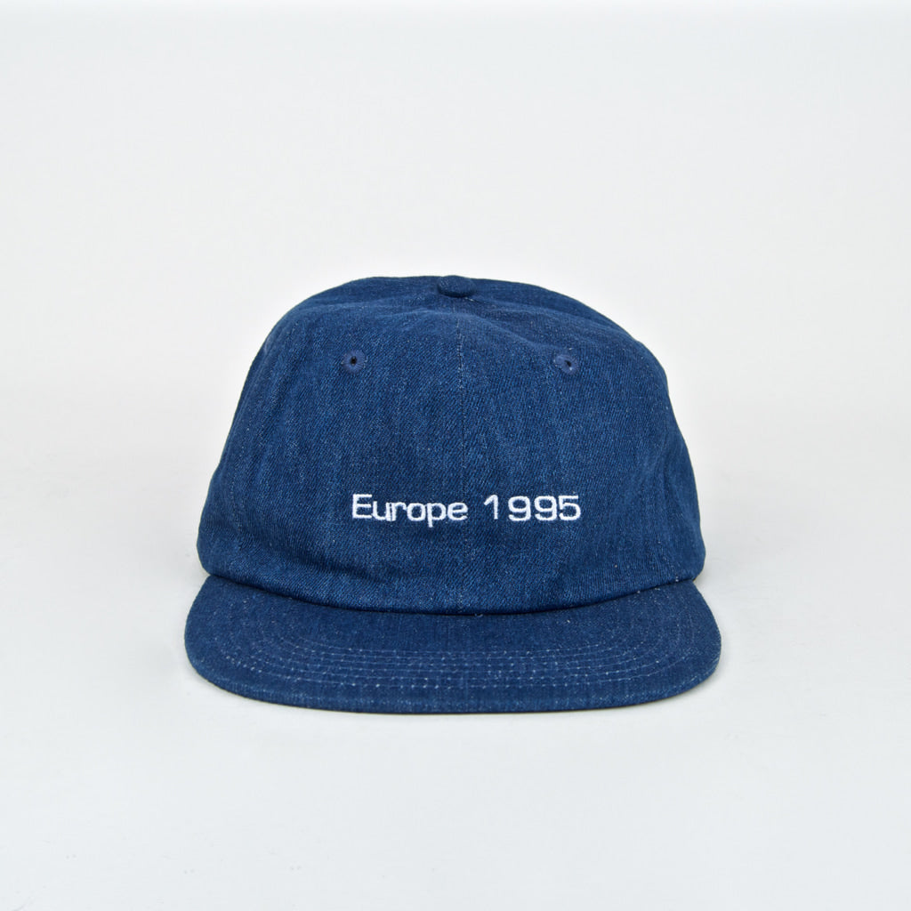 Quartersnacks - Europe Cap - Dark Denim