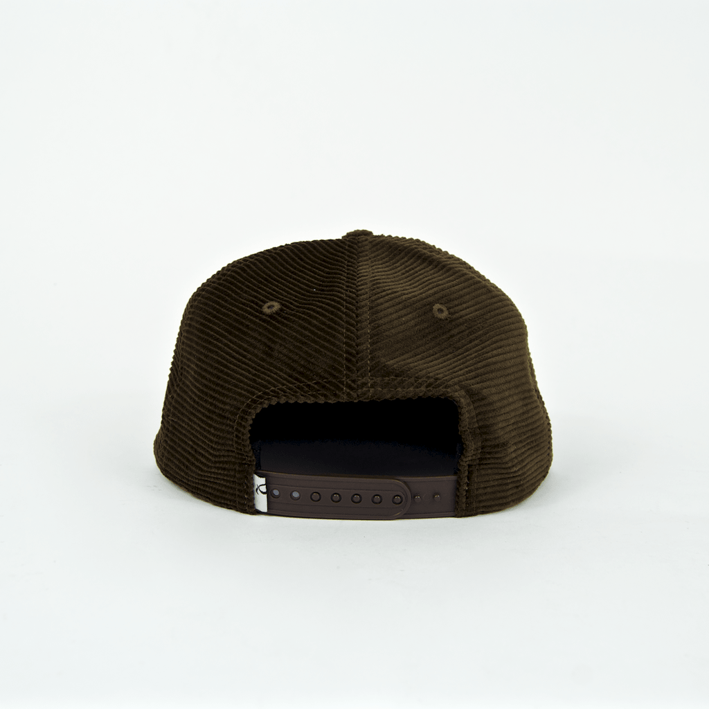 Quasi Skateboards - Corduroy Cap - Brown