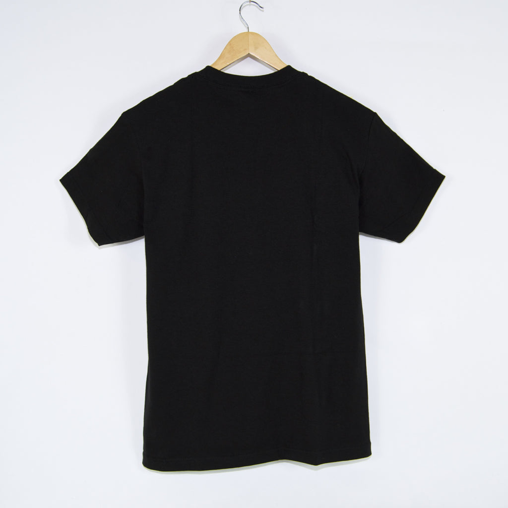 Quasi Skateboards - Steer T-Shirt - Black