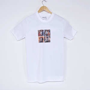 Welcome Skate Store - RWTG T-Shirt - White