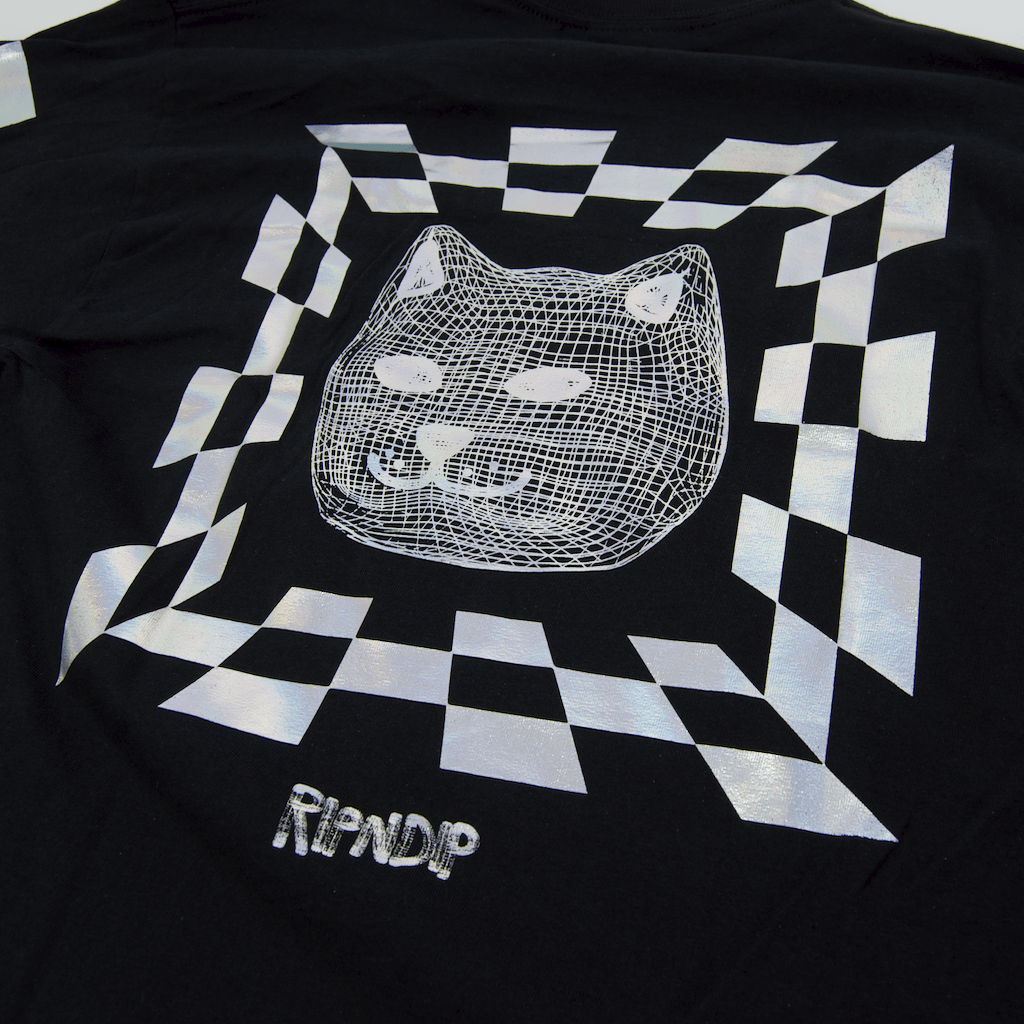 Rip N Dip - Illusion Longsleeve T-Shirt - Black