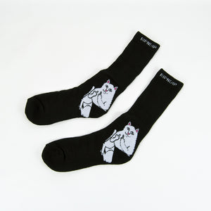 Rip N Dip - Lord Nermal Socks - Black