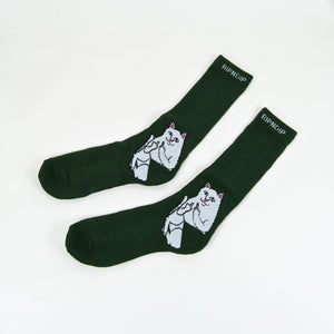 Rip N Dip - Lord Nermal Socks - Hunter Green