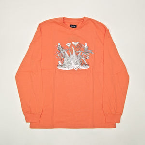 Rip N Dip - Nerm Paradise UV Activated Longsleeve T-Shirt - Salmon