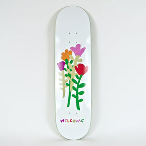 Welcome Skate Store - (Various Sizes) Rose Skateboard Deck