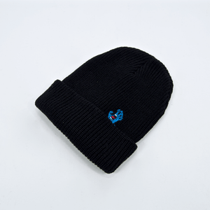 Santa Cruz - Screaming Mini Hand Beanie - Black