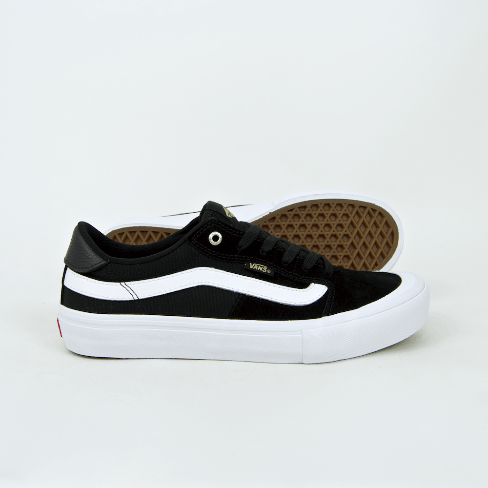 Vans - 112 Pro Shoes - Black / White / Khaki