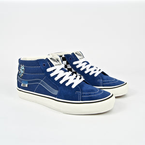 Vans - Alltimers Sk8-Mid Pro LTD Shoes - Navy / White