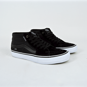 Vans - Anti Hero Sk8-Mid Pro Shoes - Grosso / Black