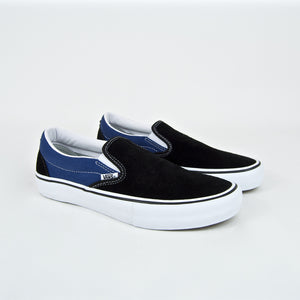 Vans - Anti Hero Slip-On Pro Shoes - Chris Pfanner / Black
