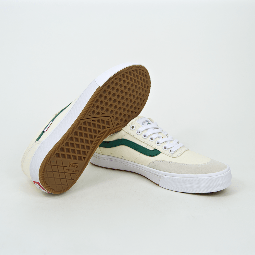 ... Vans - Gilbert Crockett 2 Pro Shoes (Center Court) - White   Evergreen  ... f1cecb2c1