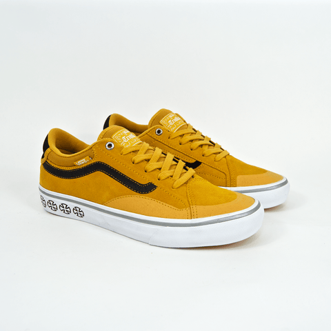 Vans - Independent TNT Advanced Prototype Shoes - Sunflower Yellow