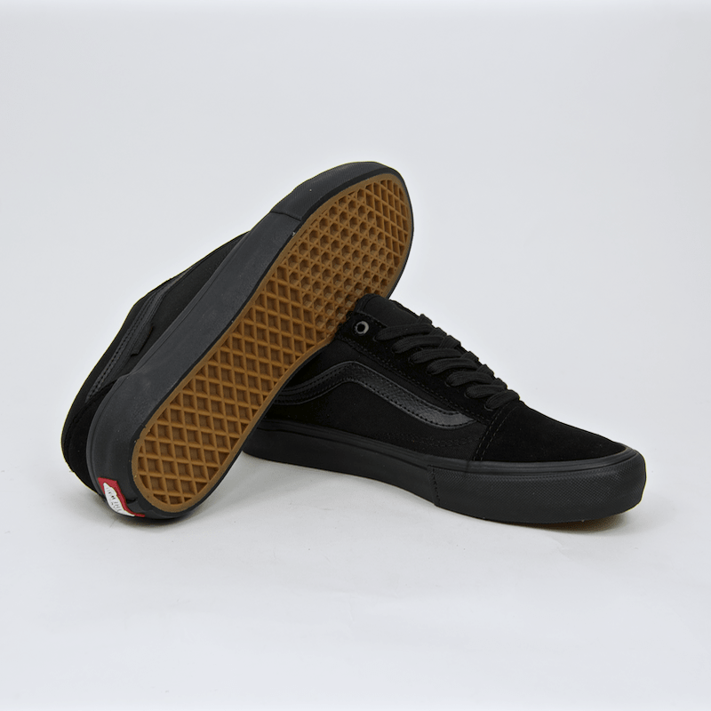 Vans - Old Skool Pro Shoes - Blackout
