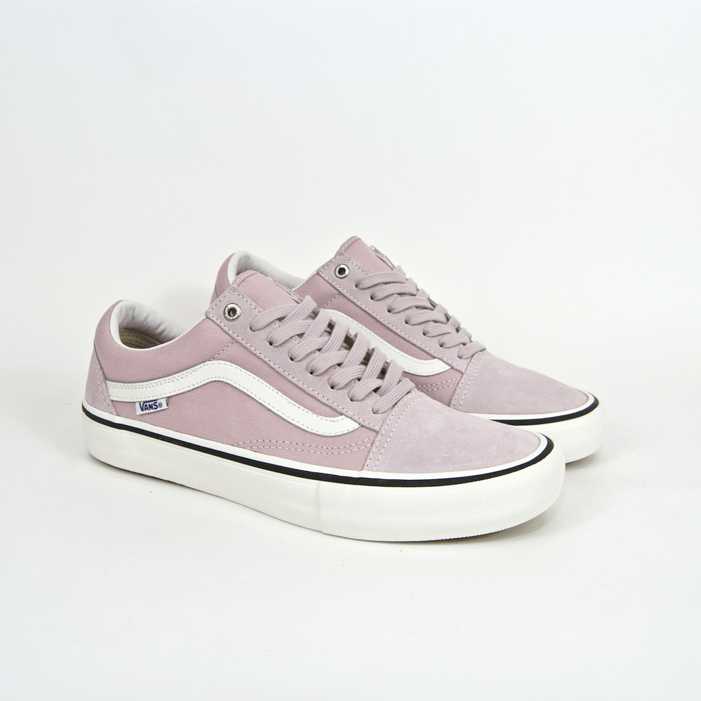 Vans - Old Skool Pro Shoes - Violet Ice (Retro)