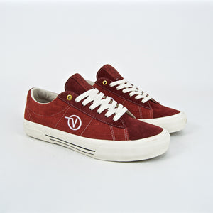 Vans - Pass Port Skateboards Sid Pro LTD Shoes - Brick Red