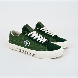 Vans - Pass Port Skateboards Sid Pro LTD Shoes - Dark Green