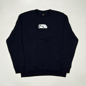 Vans - Peels Crewneck Sweatshirt - Dress Blues